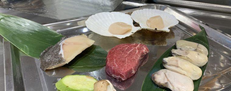 元朗黃店-鐵板神燒-食物