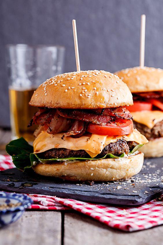元朗-小松鼠-Burger