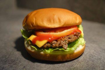 元朗-The Basic漢堡店