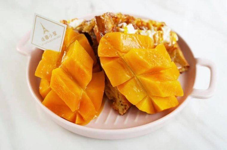 元朗法國菜-Le Café des Délices-甜品